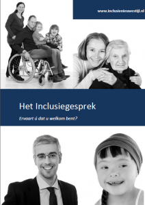 Inclusiegesprek folder