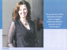 Anita Hütten in SW-journaal